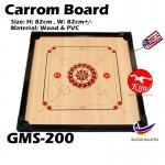Classic Carrom Board / Papan Carrom Board Karambol GMS-200