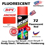 DPI ANCHOR Fluorescent Spray Paint 100% Premium Quality