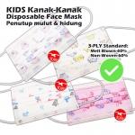 Topeng Penutup Mulut & Hidung Kanak-Kanak / Kids Face Mask 2080