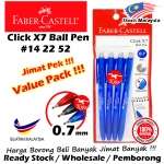 Faber-Castell Click X5 / Click X7 Value Pack 4in1pek