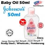 Johnson's Baby Oil 50ml #9536