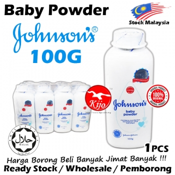 Johnson's Baby Powder 100g #9340