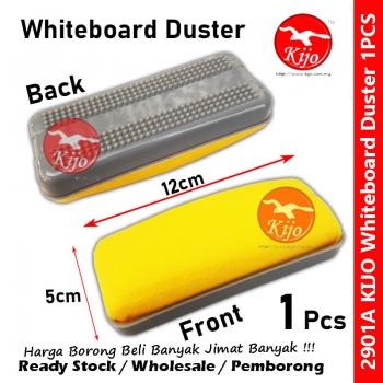 KIJO Whiteboard Duster Eraser for White Board Pemadam Marker Pen Papan Putih #2901A