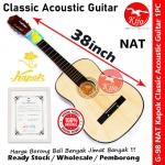 Kapok G-98 Classic Acoustic Guitar NAT #Kapok #Guitar #G98 #Classic #Acoustic #NAT
