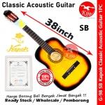Kapok G-98 Classic Acoustic Guitar SB #Kapok #Guitar #G98 #Classic #Acoustic #SB