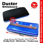 Whiteboard Duster with Magnet / White Board Marker Ink Clean Duster #Whiteboard #Duster #Soft #Easy #Protect #7834