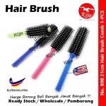Round Hair Brush / Rolling Hair Brush / Round Hair Comb #40mm #Rolling #Round #Hair #Brush #Comb #JBC #898