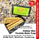 Termite Baits Trap / Semut Putih Perangkap / 白蚂蚁引诱捕捉消灭盒 #Termite #Trap #Semut #Putih #白蚂蚁 #白蚂蚁药 #2112