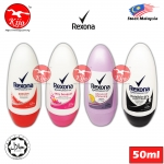 Rexona Roll On Deodorant 50ml X 1 PC Rexona Motion Sense Roll On 48hr #Rexona #Deodorant #Roll #On #48hr #Motion #Sense