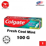 Colgate Toothpaste Maximum Cavity Protection Fresh Cool Mint Anticavity Toothpaste 100g with Amino Power #Colgate #Tooth