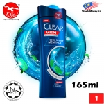 CLEAR MEN Shampoo 165ml Anti-Dandruff Shampoo #Clear #Men #Anti-Dandruff #Shampoo #165ml