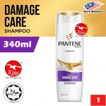 Pantene Shampoo Pro-V 340ml Total Damage Care #Pantene #Shampoo #340ml
