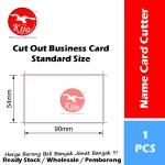DIY Name Card Cutter / Business Card Cutter A4 Card Scissors #Name #Cutter #Card #DIY #Business #Card #Cutoff #A4 #名片切割机 #8914