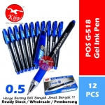 Zhi Xin POS 0.5mm Gel Ink Pen / G-518 Gel Pen Test Good #Zhi #Xin #G-518 #POS #Gel #Ink #Pen #知心 #中性笔 #Test #Good #1998