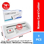 DIY Name Card Cutter / Business Card Cutter A4 Card Scissors #Name #Cutter #Card #DIY #Business #Card #Cutoff #A4 #名片切割机 #8914
