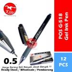 Zhi Xin POS 0.5mm Gel Ink Pen / G-518 Gel Pen Test Good #Zhi #Xin #G-518 #POS #Gel #Ink #Pen #知心 #中性笔 #Test #Good #1998