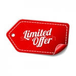 * LIMITED OFFER