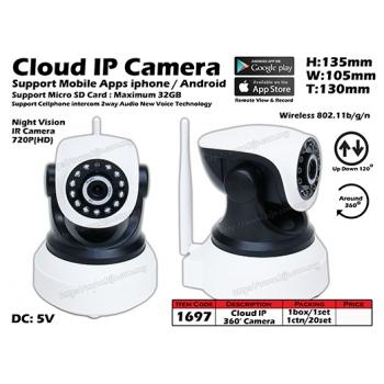 1697 Cloud 360 Camera