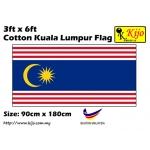 Kuala Lumpur Flag