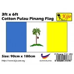 Pulau Pinang Flag