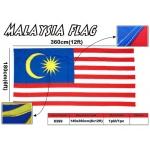 Woolen Material Flag