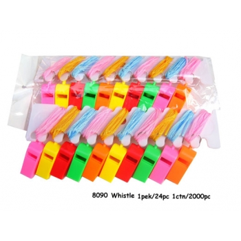 8090 KIJO PVC with Rope Whistle