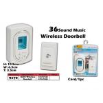 9170 KIJO Wireless Doorbell