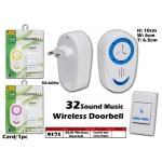 9171 KIJO Wireless Doorbell