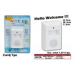 9172 KIJO Welcome Doorbell