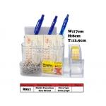 Name Card Rack & Pen Holder