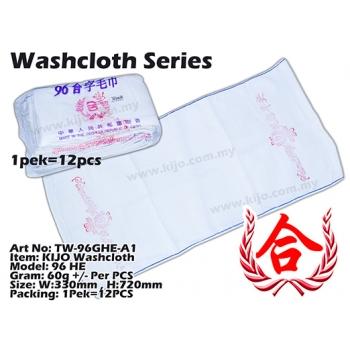 TW-96GHE-A1 KIJO Washcloth