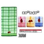 2040 Embroidery  Bath Towel